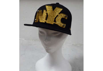 Immagine di Cappellino New Yorkcity Black and Gold