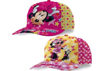 Immagine di Cappello satin c/visiera Minnie
