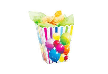Immagine di Party box Balloon cm 8.5x10x19 conf. 2 pz