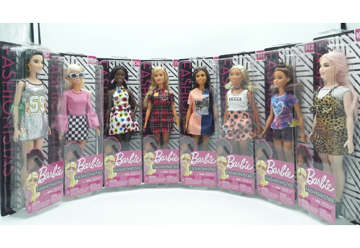 Immagine di Barbie Fashionistas Ass.to