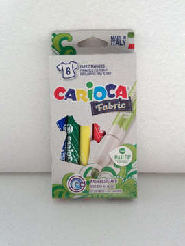 Immagine di Carioca New Fabric 6 pz