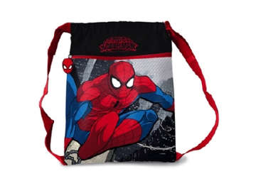 Immagine di Zainet string Oxford Spiderman 33X43