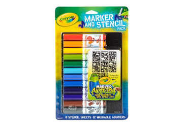 Immagine di Crayola Ricarica color spray set boy