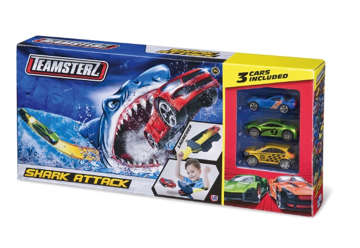 Immagine di Pista TEAMSTERZ Shark Attak c/3 auto