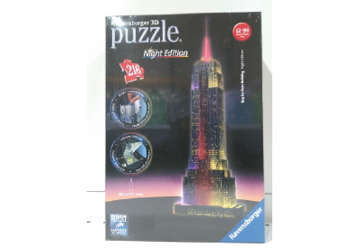 Immagine di Puzzle 3D Night EMPIRE STATE