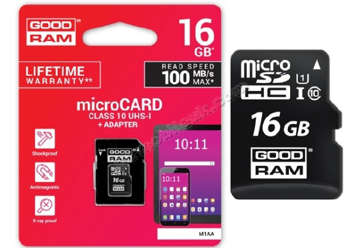 Immagine di Micro SD card 16 GB