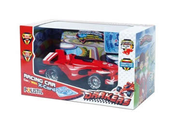 Immagine di Auto Drakers Racing car con card 1:32