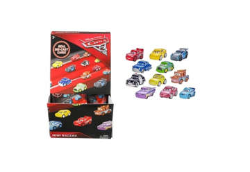 Immagine di Cars Micro Racers Ass.to (expo 36 pz)