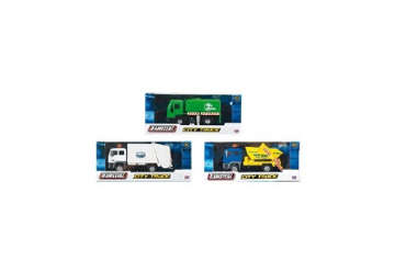 Immagine di Camion City Die Cast Teamsterz