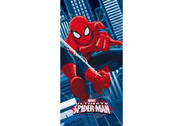 Immagine di Telo Mare Spiderman 70x140