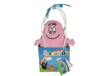 Immagine di Peluche Barbapapà in Shopper