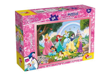 Immagine di PUZZLE Supermaxi 24 PRINCESS