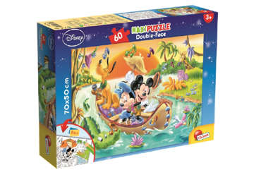 Immagine di PUZZLE Supermaxi 60 MICKEY