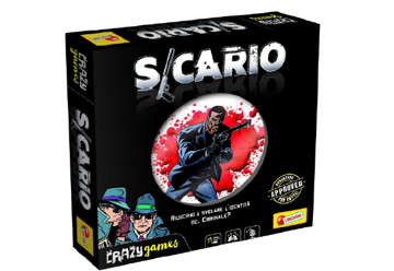 Immagine di CRAZY GAMES SICARIO POCKET